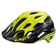 MET Lupo Bike Helmet yellow/black